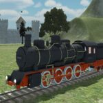 Steam Train Sim APK MOD (Unlimited Money) 1.0.8