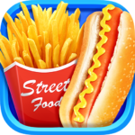 Street Food  – Make Hot Dog & French Fries APK MOD (Unlimited Money) 1.7