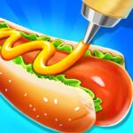 Street Food Stand Cooking Game for Girls APK MOD (Unlimited Money) 1.6