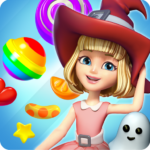 Sugar Witch – Sweet Match 3 Puzzle Game APK MOD (Unlimited Money) 1.27.9