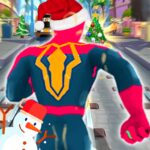 Super Heroes Run: Subway Runner   APK MOD (Unlimited Money) 1.1.3