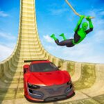 Superhero Mega Ramps: GT Racing Car Stunts Game APK MOD (Unlimited Money) 1.07