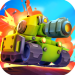 Tank Royale-Online IO howling Tank battle game APK MOD (Unlimited Money) 1.0