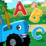 The Blue Tractor Funny Learning! Game for Toddlers APK MOD (Unlimited Money) 1.2