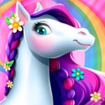Tooth Fairy Horse – Caring Pony Beauty Adventure APK MOD (Unlimited Money) 2.3.18