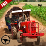 Tractor Trolley: Offroad Driving Tractor Trolley APK MOD (Unlimited Money) 1.6
