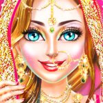 Traditional Wedding Salon – Makeup & Dress up Game APK MOD (Unlimited Money) 3.0