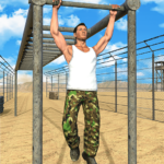 US Army Training School Game: Obstacle Course Race APK MOD (Unlimited Money) 3.5.0