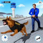 US Police Dog 2019: Airport Crime Shooting Game APK MOD (Unlimited Money) 2.5