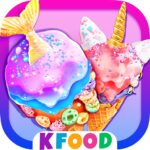 Unicorn Chef: Mermaid Cooking Games for Girls APK MOD (Unlimited Money) 2.2
