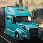 Virtual Truck Manager 2 Tycoon trucking company APK MOD (Unlimited Money) 1.0.05