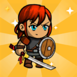 Warrior Straight – Idle RPG APK MOD (Unlimited Money) 1.44