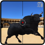 Angry Bull Attack Shooting  APK MOD (Unlimited Money) 802.0
