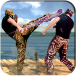Army Battlefield Kung Fu New Fighting Games 2020 APK MOD (Unlimited Money) 1.3