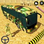 Army Bus Driving 2020 US Military Coach Bus Games APK MOD (Unlimited Money) 0.1