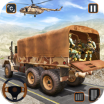 Army Truck Driving Game 2021- Cargo Truck 3D APK MOD (Unlimited Money) 1.0