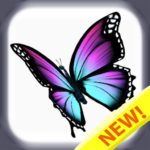 Butterfly color by number : Bugs coloring book APK MOD (Unlimited Money) 1.4