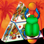 Cheops Pyramid Solitaire APK MOD (Unlimited Money) 5.1.1853