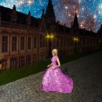 Cinderella. Free 3D Runner. APK MOD (Unlimited Money) 1.18