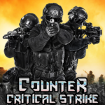 Counter Critical Strike CS: Army Special Force FPS APK MOD (Unlimited Money) 3.0
