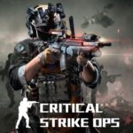 Critical Strike Ops – FPS 3D shooting Game APK MOD (Unlimited Money) 2.0.9
