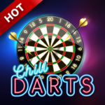Darts and Chill super fun, relaxing and free   APK MOD (Unlimited Money) 1.673