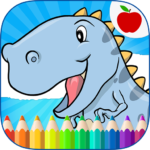 Dinosaurs Coloring Book APK MOD (Unlimited Money) 15