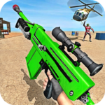 FPS Robot Shooter Strike: Anti-Terrorist Shooting APK MOD (Unlimited Money) 1.5