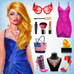 Fashion Games – Dress up Games, Stylist Girl Games APK MOD (Unlimited Money) 1.2