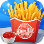 Fast Food – French Fries Maker APK MOD (Unlimited Money) 1.3
