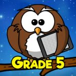 Fifth Grade Learning Games APK MOD (Unlimited Money) 5.4