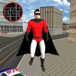 Flying SuperHero Rope Vegas Rescue APK MOD (Unlimited Money) 2.3