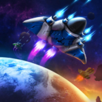 Galaxy Invaders: Alien Shooter APK MOD (Unlimited Money) 2.0