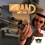 قراند – Grand APK MOD (Unlimited Money) 2.1.1