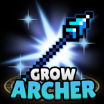 Grow ArcherMaster – Idle Action Rpg   APK MOD (Unlimited Money) 1.3.2
