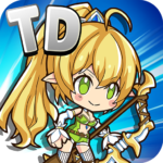 Guardian Spirit TD – Random Hero Defense APK MOD (Unlimited Money) 1.1.3