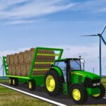 Heavy Tractor Trolley Cargo Sim: Farming Game 2020 APK MOD (Unlimited Money) 1.0