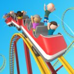 Hyper Roller Coaster APK MOD (Unlimited Money) 1.5.1