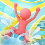Idle Water Slide APK MOD (Unlimited Money) 1.7.7