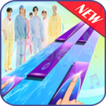 Life Goes On BTS Piano Game Magic APK MOD (Unlimited Money) 1.4