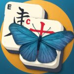 Mahjong solitaire Butterfly APK MOD (Unlimited Money) 1.1