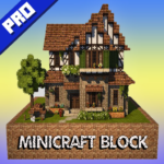 Mini Block Craft – Building and Crafting 2021 APK MOD (Unlimited Money) 1.1