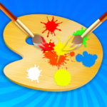 Mix Color & Paint Dropper Real Mixing Paint Puzzle APK MOD (Unlimited Money) 1.2