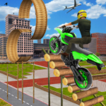 Moto Bike Stunts Race 2020: Free Motorcycle Games APK MOD (Unlimited Money) 1.8
