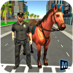 Mounted Police Horse Chase 3D APK MOD (Unlimited Money) 1.0