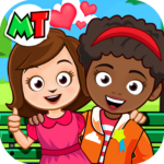 My Town : Best Friends' House games for kids APK MOD (Unlimited Money) 1.04