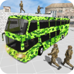 Offroad New Army Bus Game 2019 APK MOD (Unlimited Money) 1.6