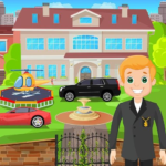 Pretend Play My Millionaire Family Villa Fun Game APK MOD (Unlimited Money) 1.0.3
