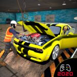 Real Car Mechanic Workshop- Junkyard Auto Repair APK MOD (Unlimited Money) 1.0