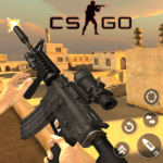 Real Counter Terrorist Strike: New Shooting Games APK MOD (Unlimited Money) 2.3